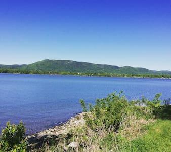 Lakefront Paradise - Kisház