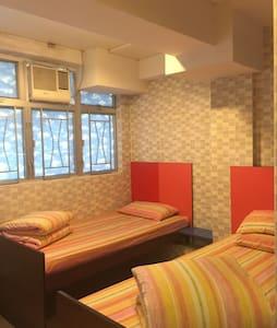 雙人房(標準3尺*2張床) - Dům pro hosty