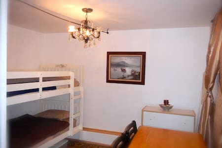 Private Room near Beach for 2 - San Francisco - Hus