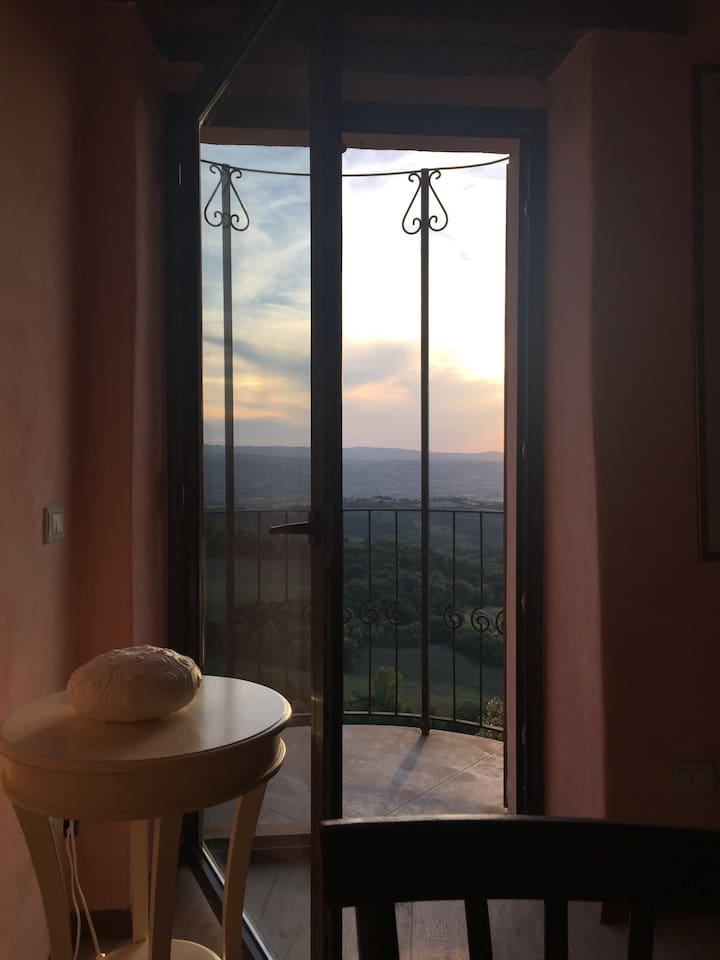Stunning views near Todi/Perugia
