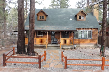 Newly remodeled 3 bedroom cabin - 獨棟