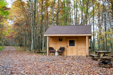 Glamping - Cozy Hut - Stanley - Zomerhuis/Cottage