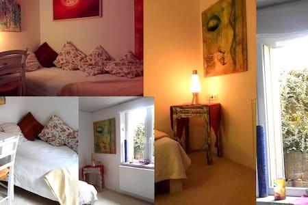 Kuschelambiente auf kleinem Raum - House