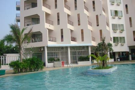Lägenhet med kök, havsnära i Rayong - tambon