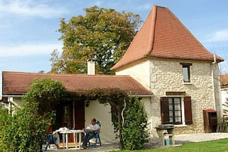 Luxury Cottages in the Dordogne - Haus