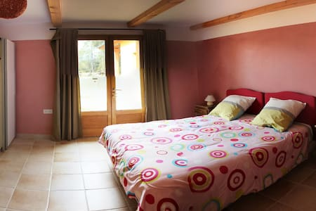Bed and Breakfast PMR South Ardeche - Inap sarapan