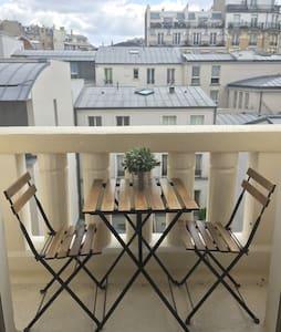 TB appart rénové 24 m2 avec balcon
