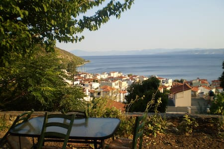 Spacious and fully equipped apartment - Limni - Apartment