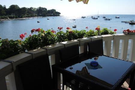 AS1 XL Apartment on the sea coast - Savudrija - Loft