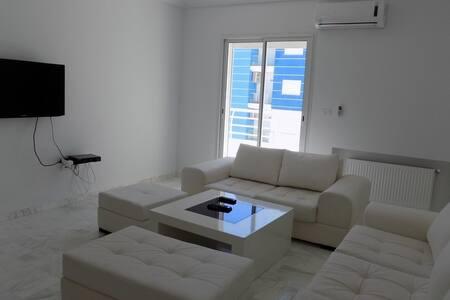 appartement meublé à Mrezga Nabeul/Hammamet - Byt