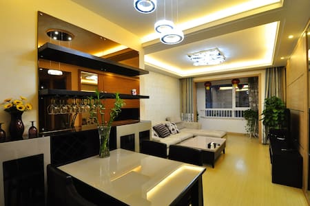 Homia住家国际公寓●万科紫台7号三居公寓 - Taiyuan