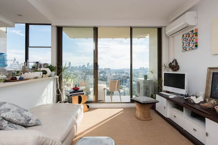 Best View of Sydney 1BR w parking
