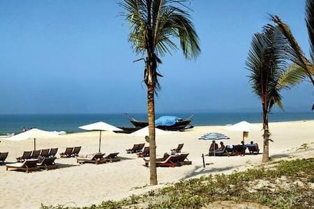 SouthGoa,wellfurnished apartment by Zalor beach. - Varca - Apartment