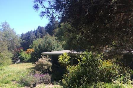 Cottage on 20 beautiful acres - Soquel