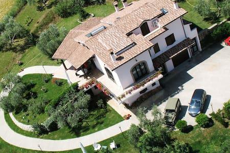 La Tua Villa A Roma - Fiano Romano