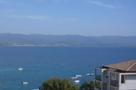 100m de la plage, 15mn du centre - Ajaccio - Bed & Breakfast