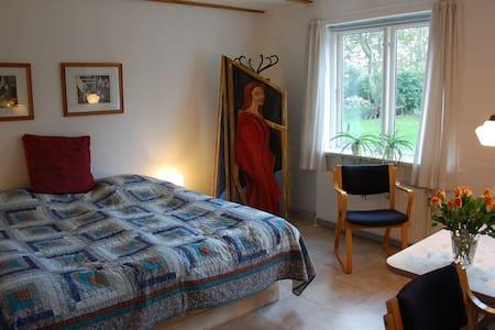 Stort dobbeltværelse i lejl. - Lund ved Ørslevkloster