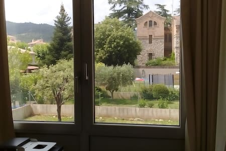 Cozy apartment in sunny La Garriga - Apartment