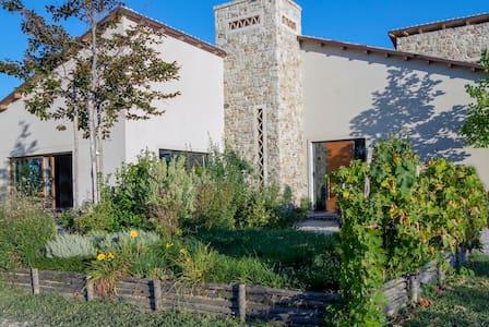 Immersi nella campagna d'Abruzzo