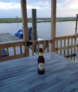 Waterfront with beautiful views! - Middle Township - House