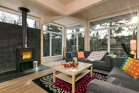 Top 20 laurentian mountains vacation rentals vacation for Laurentian mountains cabin rental