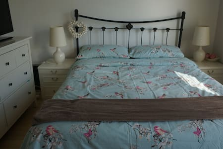 double and twin room - London