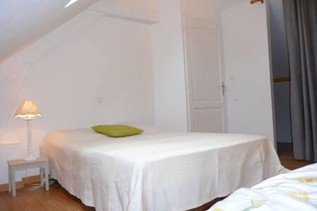 Le Clos des Sablons - Chambres - Estrées-Mons - House
