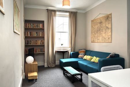 Comfy two double bed apartment with WIFI - Edimburg