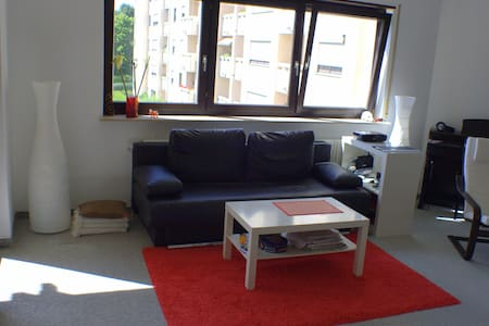 Nice 2 rooms apartment with balcony - Pis