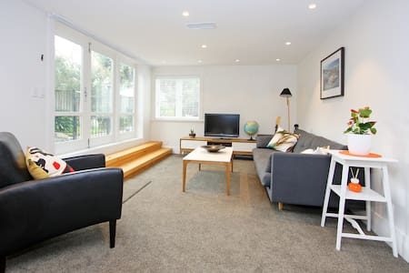 Spacious Modern Mt Eden Apartment - Apartament