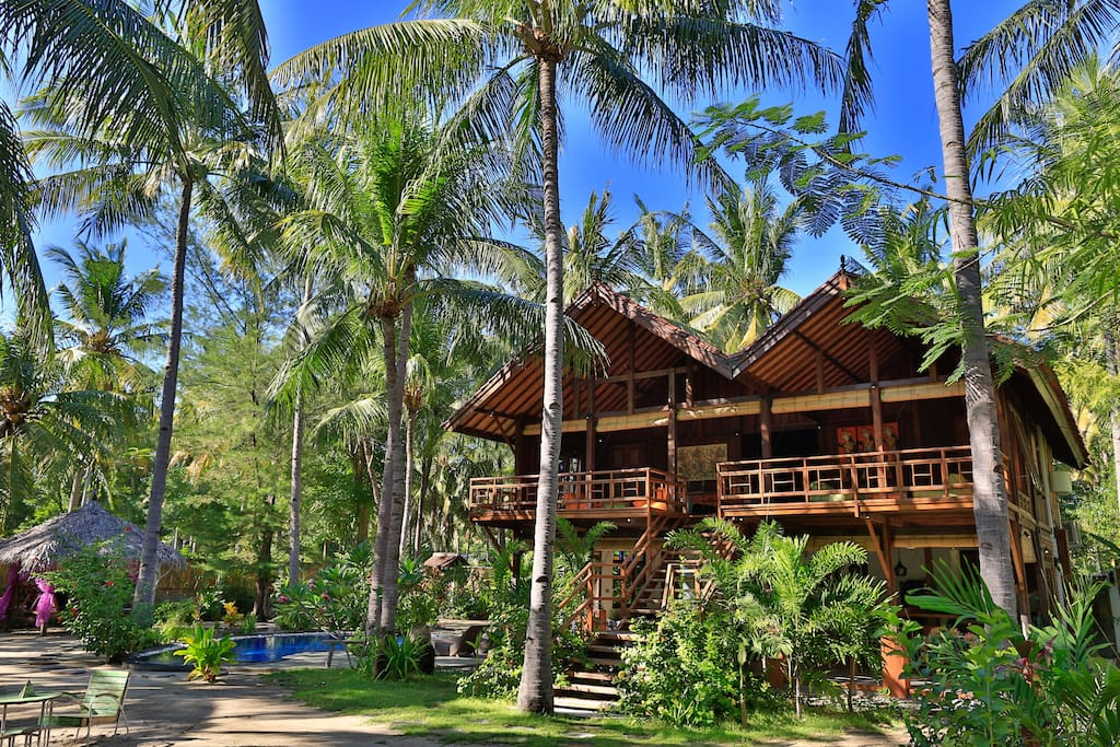 SAMA LAMA Villa Gili Trawangan