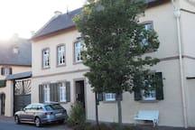 "Appartement im Altbau ""rated home"" Rureifel"