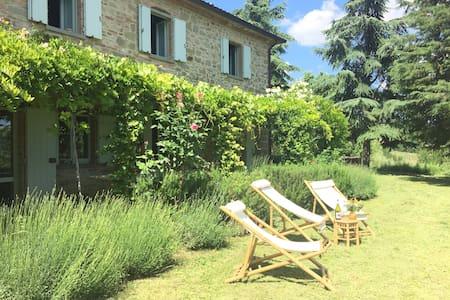 Casa del Lago, Celle, Umbria - Città di Castello