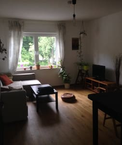 Gemütliche 3 Z.-Wohnung in Parknähe - Hamburgo