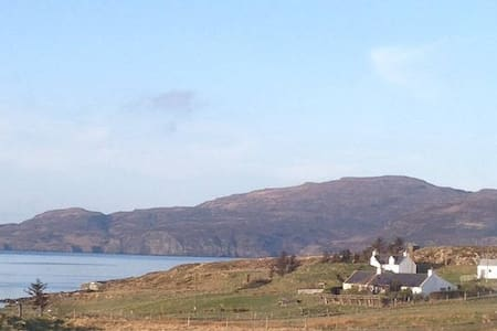 Double Room with Private Facilities - Isle of Skye