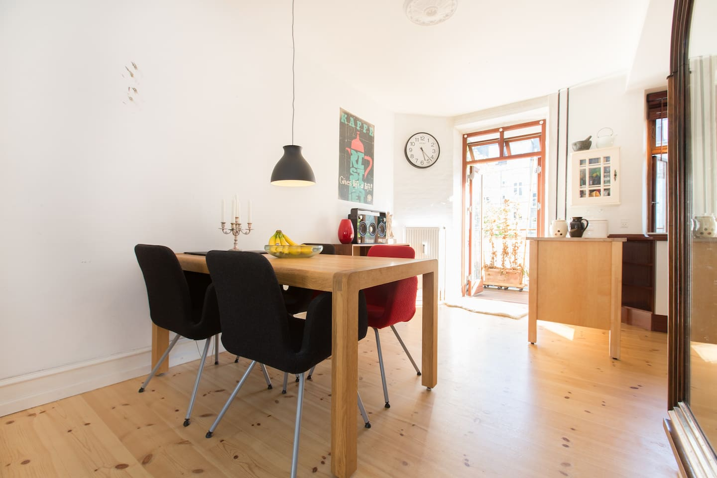 Apart in the heart of Frederiksberg