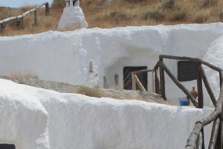 Casa-cueva con encanto - Baza - Caverna