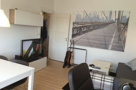 Cozy apartment in central Aalborg! - Apartment