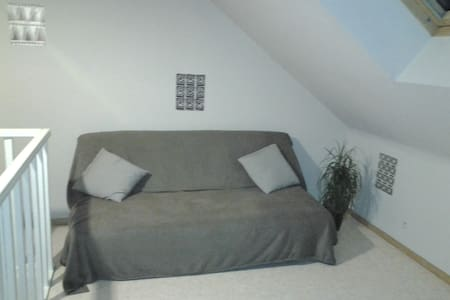 Petit appartement deux chambres - Lägenhet