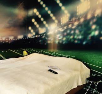 Themen-Apartment-Football - Mettmann