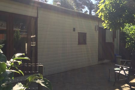 Beautiful cabin in charming area - Beekbergen - Bungalow
