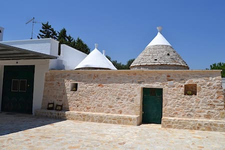 Rural Trullo for Summer vacation - House