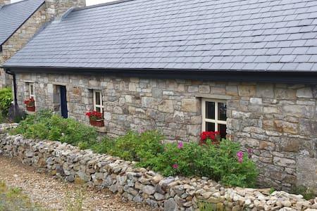 Seaside Cottage/studio Creevy Pier. - Ballyshannon - Cabin