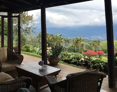 Perfect Cabin in exclusive Coffee Farm - Ház
