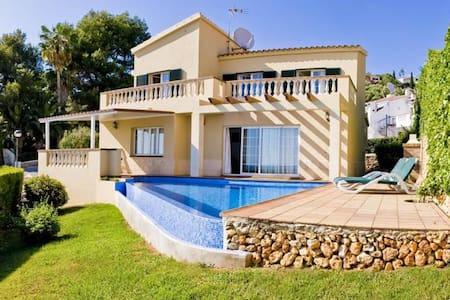 Villas PANORAMA -MIRADOR - ALAIOR -Son Bou-