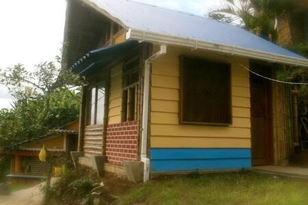 CABAÑAS EL MIRADOR - Cottage