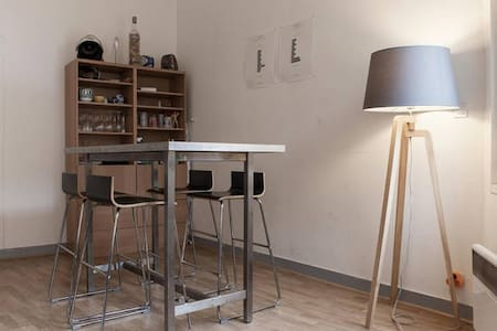 Chambre en grand appartement centre de Bordeaux - Bordeaux