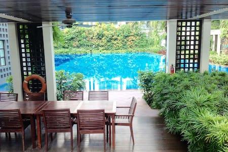 RESORT STYLE with POOL VIEW - Condominium