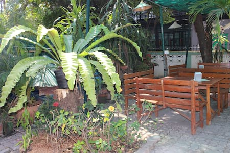 Jungala House - Twin rooms, spacious green garden - Bed & Breakfast