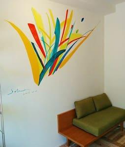 Art apartment, Tokyo. - Apartament